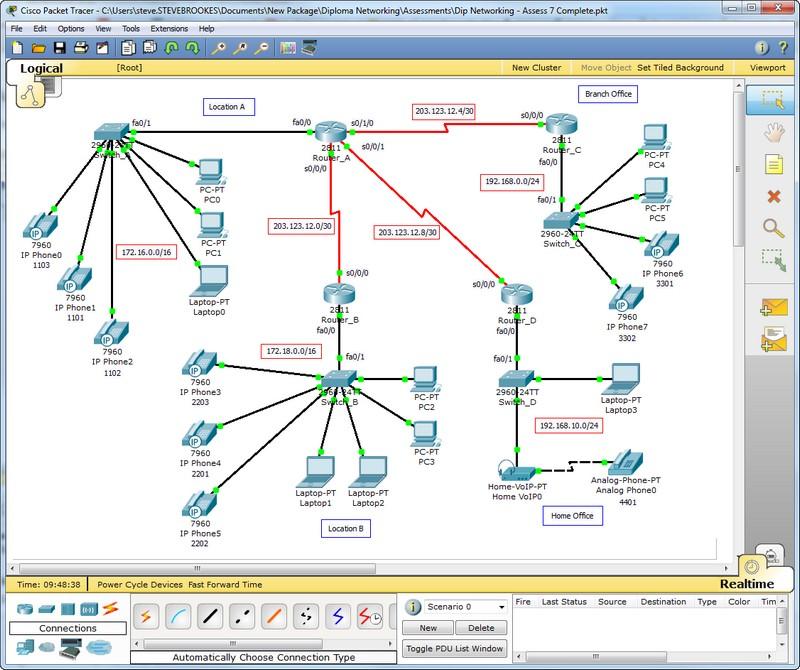 دانلود نرم افزار پکت تریسر Cisco Packet Tracer 6.2