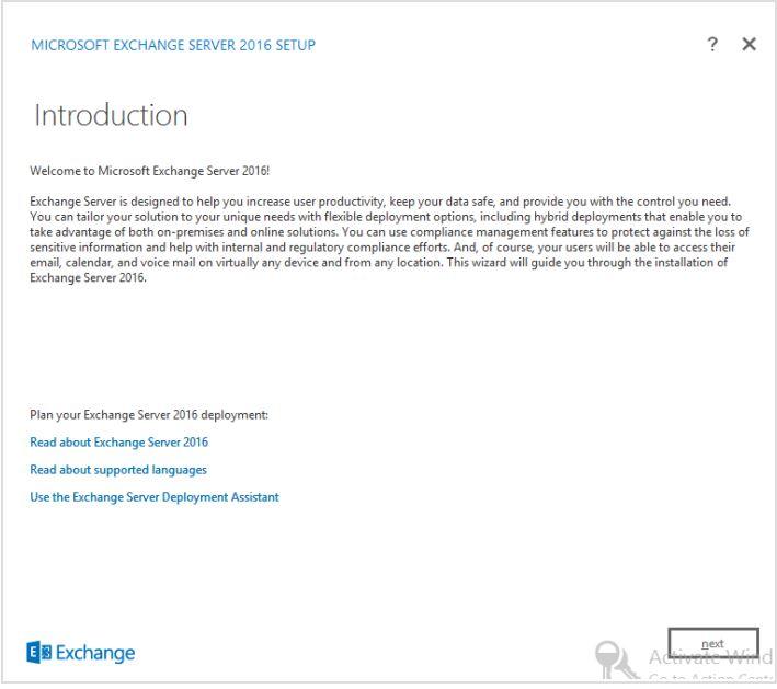 آموزش کامل نصب میل سرور Microsoft Exchange Server 2016