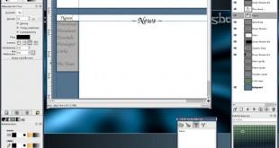 معرفی برنامه ویرایش عکس GIMP در لینوکس معادل Photoshop