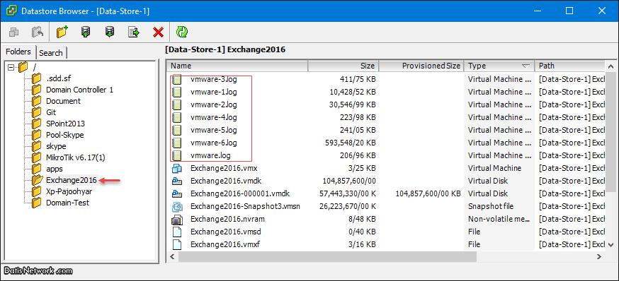 آموزش غیر فعال کردن Logging در سرورهای ESXi