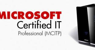 دانلود کتاب آموزش دوره MCITP مایکروسافت به زبان فارسی (PDF)
