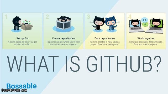 گیت هاب GitHub چیست؟
