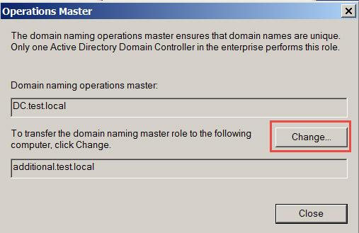 آموزش تبدیل Additional DC به Primary DC در شبکه دامین