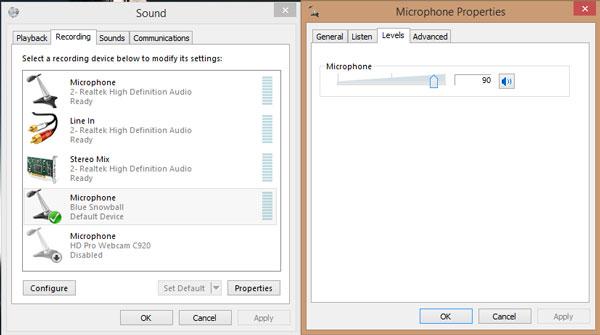 آموزش تصویری تنظیم صدا در ویندوز 10 - رفع مشکل های صدا در Windows 10