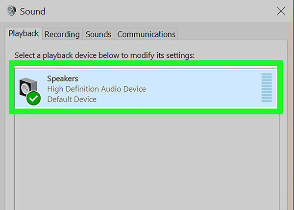 آموزش بالا بردن کیفیت صدا و بیس در ویندوز - نحوه فعال سازی Bass Boost