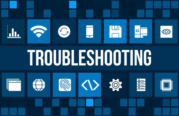 آموزش رفع ارور و خطای Troubleshoot در ویندوز 10 و 8 و 7
