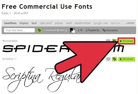 آموزش تنظیم و نصب فونت در ویندوز 10 و 8 و 7 - نحوه تغییر Font در Windows