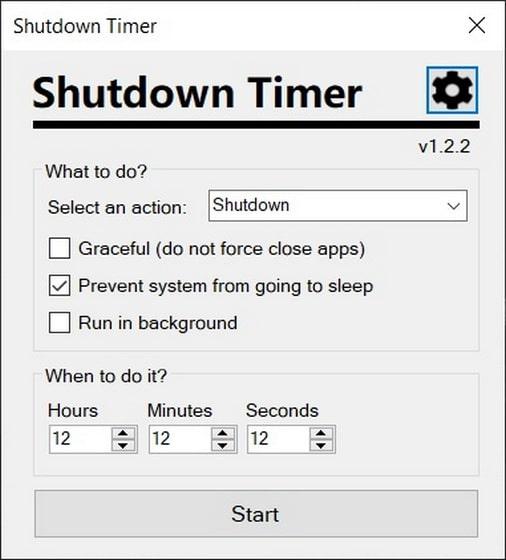 آموزش فعالسازی تایمر برای خاموش شدن خودکار کامپیوتر در ویندوز 10 و 8 و 7