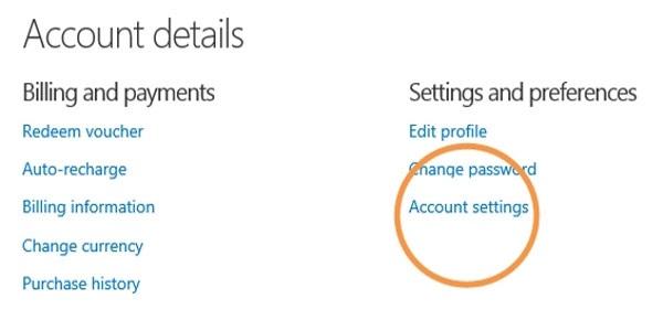 دیلیت اکانت اسکایپ - حذف کامل حساب کاربری اسکایپ (Skype)