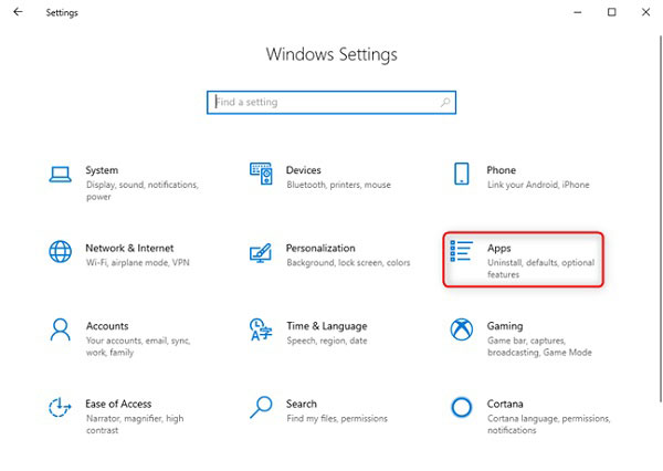 آموزش ریست برنامه ها در ویندوز 10 - نحوه ریست کامل نرم افزار ها در Windows 10