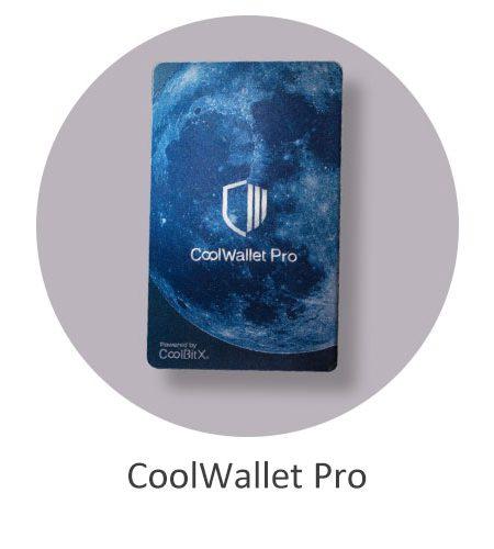 کیف پول سخت افزاری کول والت پرو CoolWallet Pro