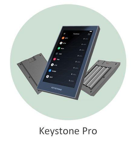 کیف پول سخت افزاری کیستون پرو Keystone Pro