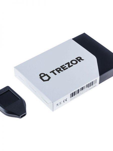 کیف پول سخت افزاری ترزور تی - Trezor T