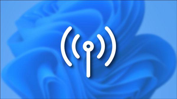 آموزش ساخت هات اسپات (Mobile Hotspot) در ویندوز 11